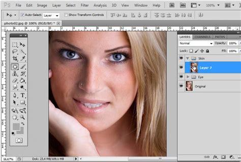 photoshop cs5 tutorial skin smoothing photoshop skin retouching photo editing