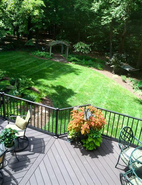 archadeck of the piedmont triad transforms a patio in lake archadeck of the piedmont triad greensboro north carolina