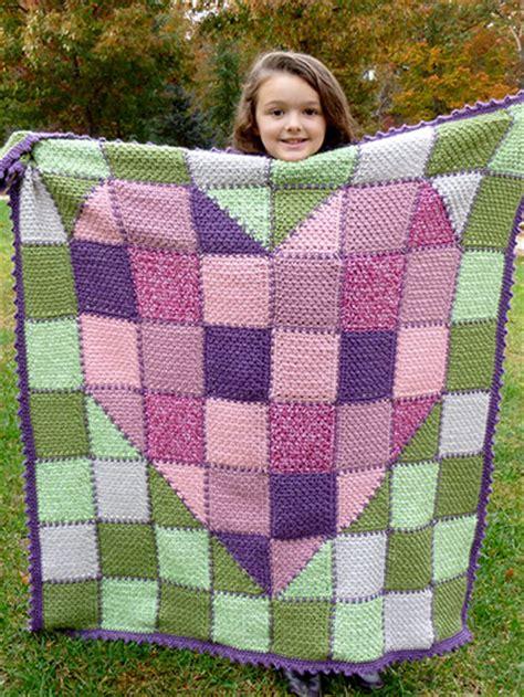 Patchwork Baby Blanket Pattern - crochet patchwork baby blanket rec0876