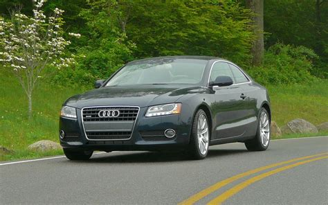Audi A5 2011 by 2011 Audi A5 2 0 Tfsi Quattro Coupe Editors Notebook