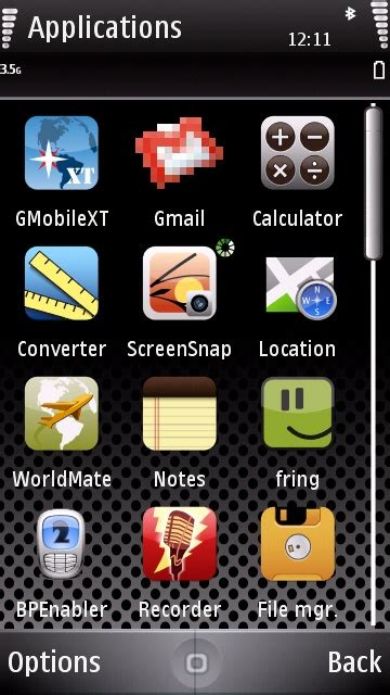 iphone themes nokia 5800 3 weeks into my new gadget nokia 5800 xpressmusic tube