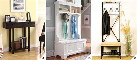 ablage flur hallway storage ideas for wide and narrow spaces home