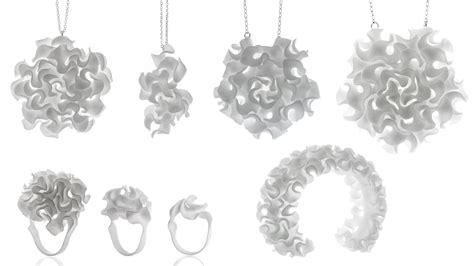 design inspiration jewelry variations in 3d printed designs maximum possibilities