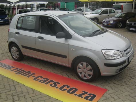 used hyundai getz hyundai used cars south africa