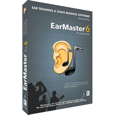 Earmaster Pro 6 By Today Learners earmaster earmaster pro 6 sight singing and ear em11124 b h