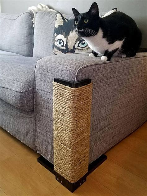 couch cat scratch protector cat scratching post couch protector 18 14 inches tall 8