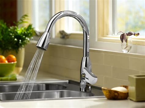 compare kitchen faucets best soft pull down kitchen faucet