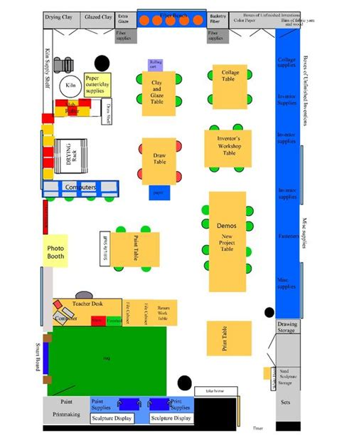 classroom floor plan maker classroom setup and classroom on pinterest
