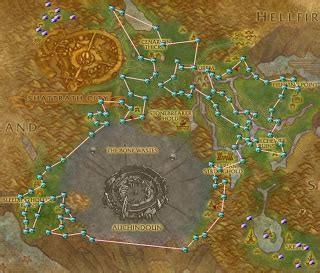 Razorthorn Shelf Map by World Of Warcraft Gold Guide How To Make Gold In Wow