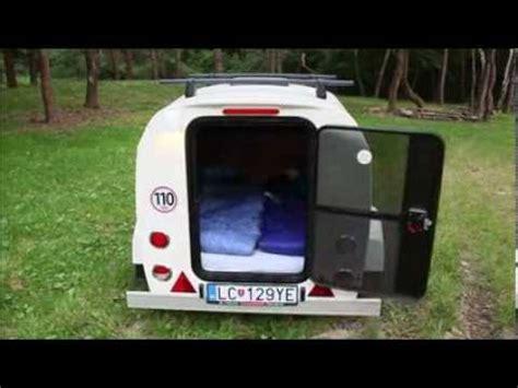 Disabled Kitchen Design Mini Caravane The Splash Couchage 2 Places Teardrop