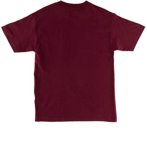 maroon merch girl 93 og standard t shirt maroon