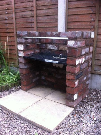 Diy Brick Pit Tutorial Pit Design Ideas 17 Best Ideas About Brick Built Bbq On Brick Grill Brick Bbq And Brick Oven Outdoor