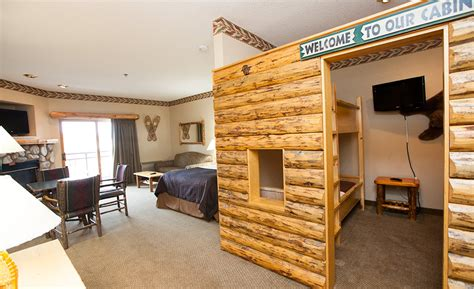 Great Wolf Lodge Cabins by Poconos Family Resorts Pennsylvania Family Suites