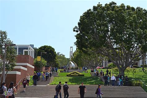 Csula Mba Class Profile by Photo Tour Of Cal State