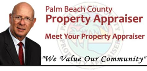 Florida Records Exemptions List Property Appraiser Palm County Florida Usa
