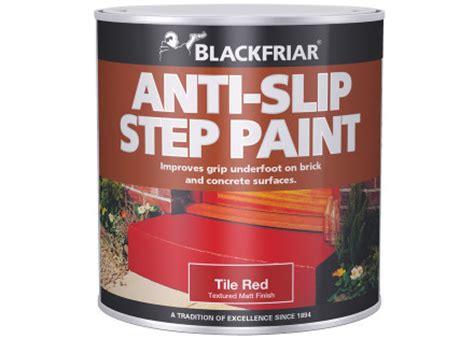 anti slip step paint blackfriar