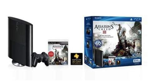 Assassins Creed 3 White 0014 Casing For Sony Xperia Z5 Hardcase the gamer s lair tgs 2012 show the new ps3 model and ps vita