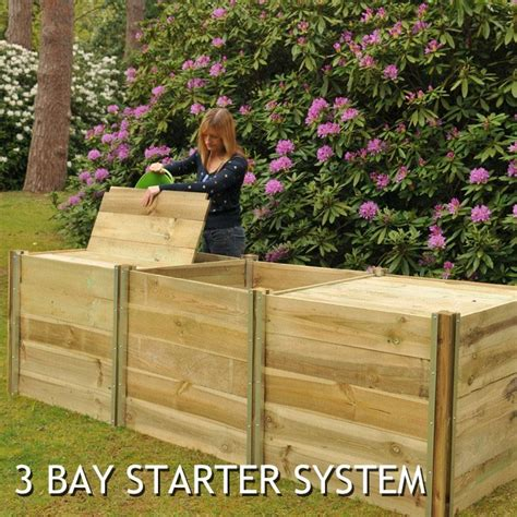 slot  compost bins harrod horticultural uk