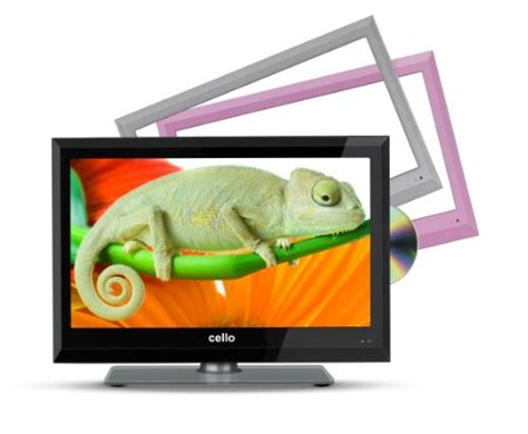 Led Tv 19inch Aoyama cello c19zf led 18 5 inch widescreen led dvd combi tv with freeview pvr and interchangable
