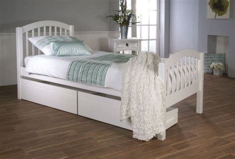 white wooden single headboard limelight despina 3ft single white wooden bed frame with