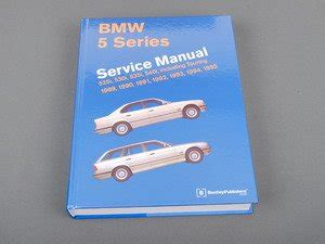 book repair manual 1995 bmw 5 series engine control ecs news bentley service manuals for your bmw e34 5 series