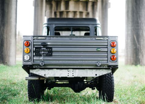 land rover diesel engine land rover defender 130 with turbo diesel engine