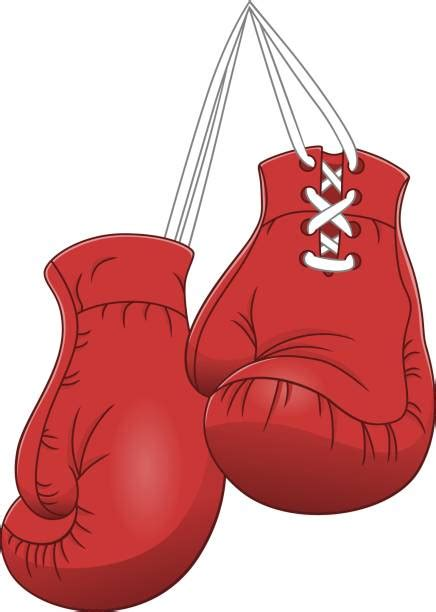 boxing gloves clipart royalty free hanging boxing gloves clip vector images