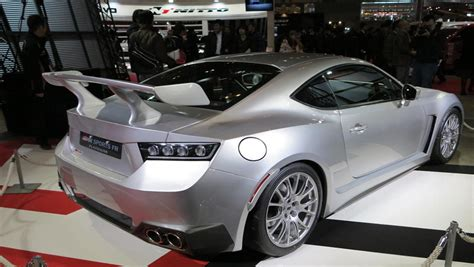 Toyota Supra 2013 Toyota Supra Inspired Gt 86 Is One Of The Top Concept Cars