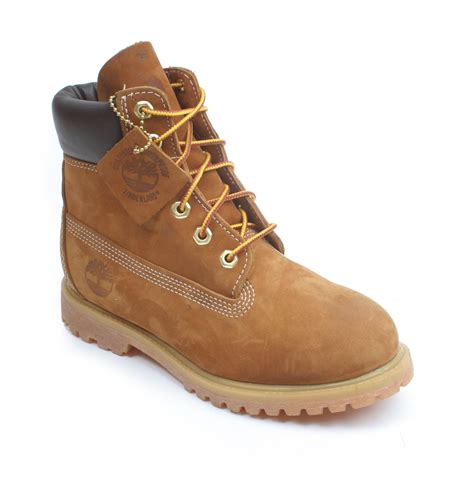 womens timberland shoes womens timberland premium 6 boot rust nubuck boots ebay