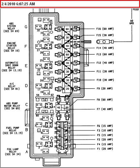 94 jeep grand wiring diagrams 94 jeep grand 94 jeep grand laredo 4x4 intermittent wiper