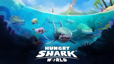 hungry shark world android apps on play