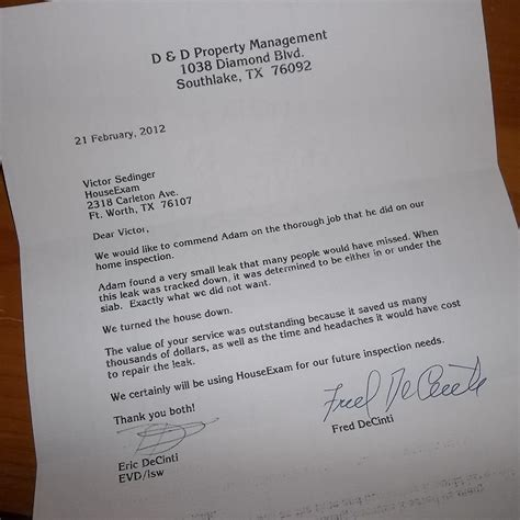 real estate agent recommendation letter livecareer. client