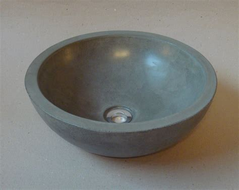 newline bathrooms a new line of bathroom basins flowing stone concrete design
