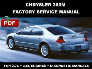 1999 Chrysler 300m Owners Manual 57