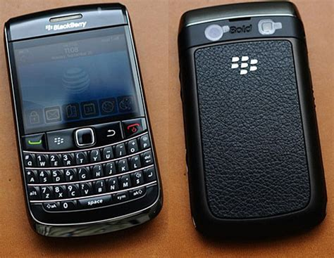 Hp Blackberry Bold 9700 blackberry bold 9700 phone photo gallery official photos