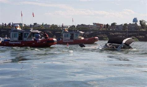 boat salvage nj coast guard rescues 2 after boat strikes jetty sinks in