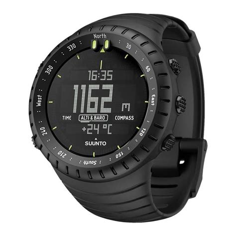 Jam Tangan Pria Sport Skmei 1251 Black Original Anti Air Suunto Eiger jam tangan outdoor suunto original garansi resmi all black jam tangan sport indonesia