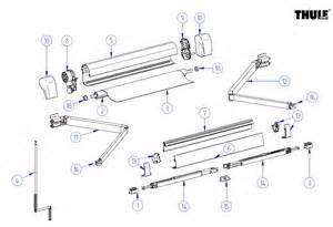 Carefree Of Colorado Awning Repair Parts Awning Awning Parts