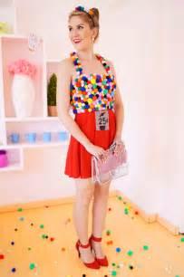 bubblegum machine costume the of fashion gumball machine