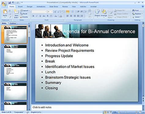 Minutes Of Meeting Template Ppt Ppt Meeting Agenda