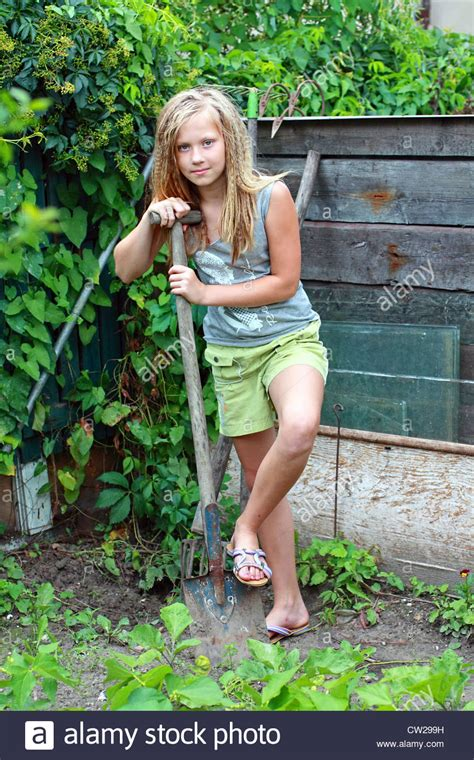 12 in years a 12 years in the garden stock photo royalty free image 49838365 alamy