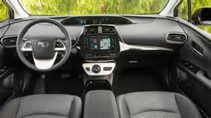 Toyota Prius Plus Interior by 2017 Toyota Prius Prime Plus Interior Differences Photo