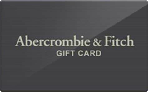 buy abercrombie fitch gift cards raise - Abercrombie Fitch Gift Card