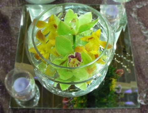 Floating Orchids In Vase by 100 Ideas To Try About Orchids Centerpieces Glass