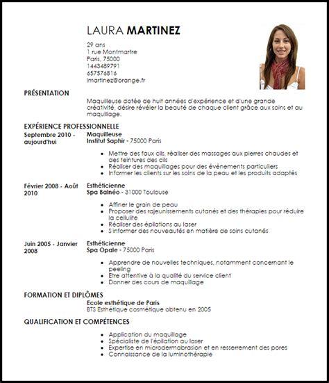 Lettre De Motivation Vendeuse Maquillage Cv Maquilleuse Exemple Cv Maquilleuse Livecareer
