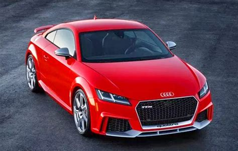 Audi Tt Rs 2020 by 2020 Audi Tt Rs Review Specs And Price Suggestions Car