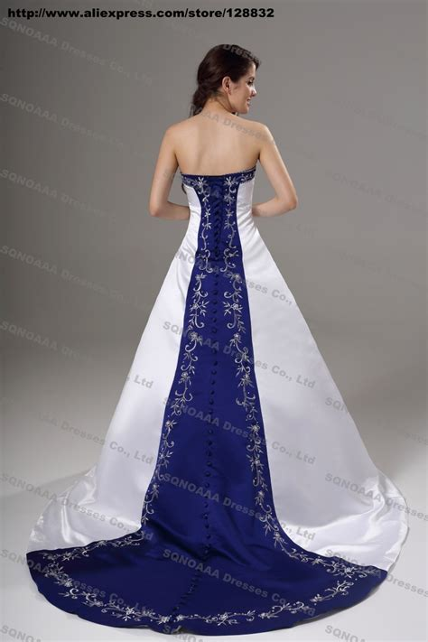 royal blue and silver wedding dresses blue and silver wedding dresses pictures ideas guide to