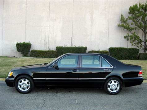 mercedes s600 sedan 1998 mercedes s600 sedan sold 1998 mercedes s600 sedan