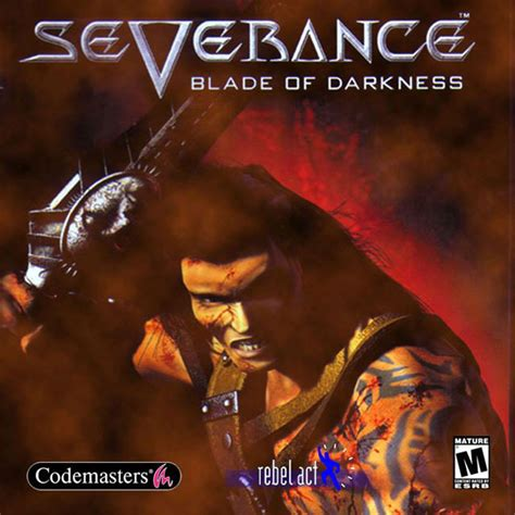 oluce lade severance blade of darkness sur pc jeuxvideo