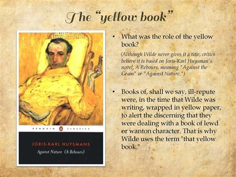 the picture of dorian gray yellow book delicious reads quot the picture of dorian gray quot by oscar